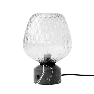 &tradition Blown SW6 Bordlampe Klart Glass