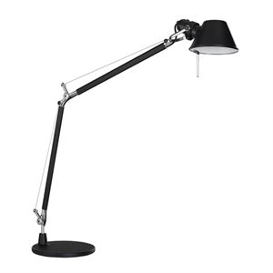 Artemide Tolomeo Bordlampe Sort