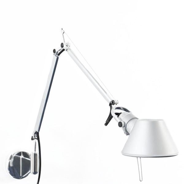 artemide tolomeo micro vegglampe. Black Bedroom Furniture Sets. Home Design Ideas