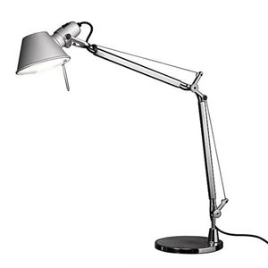 Artemide Tolomeo Mini LED Bordlampe Aluminium