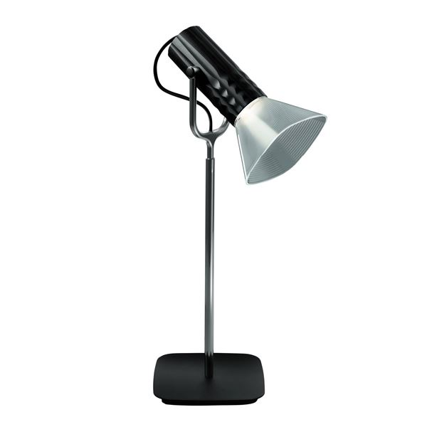 Bilde av Artemide Fiamma Led Bordlampe Sort