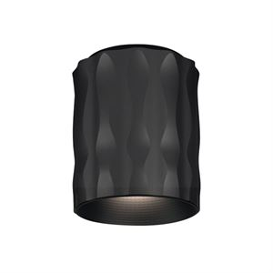 Artemide FIAMMA 15 LED Taklampe Sort