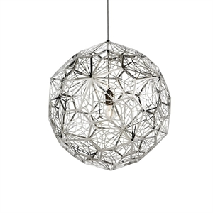 Tom Dixon Etch Web Steel Taklampe EU