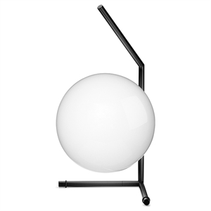 FLOS IC T1 Bordlampe Matt Sort Lav