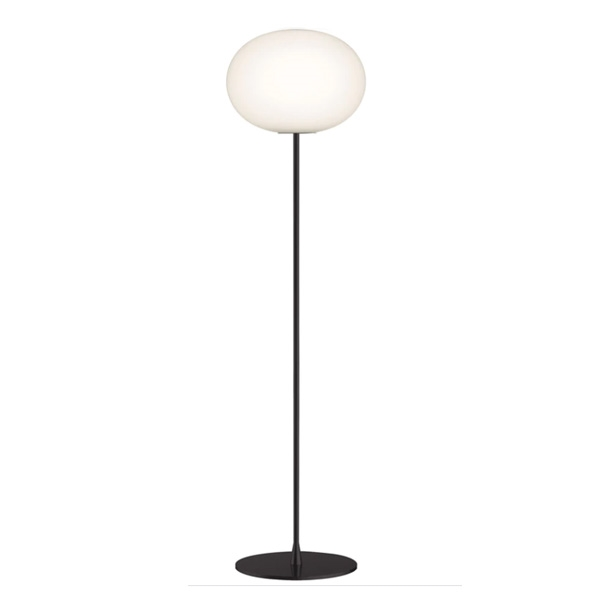 Flos Glo-Ball F3 Gulvlampe Sort