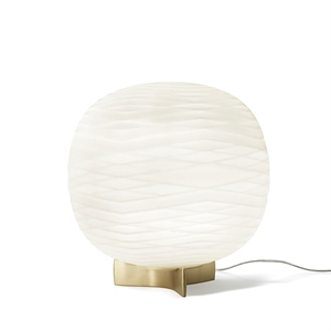 Foscarini Gem Bordlampe Hvit