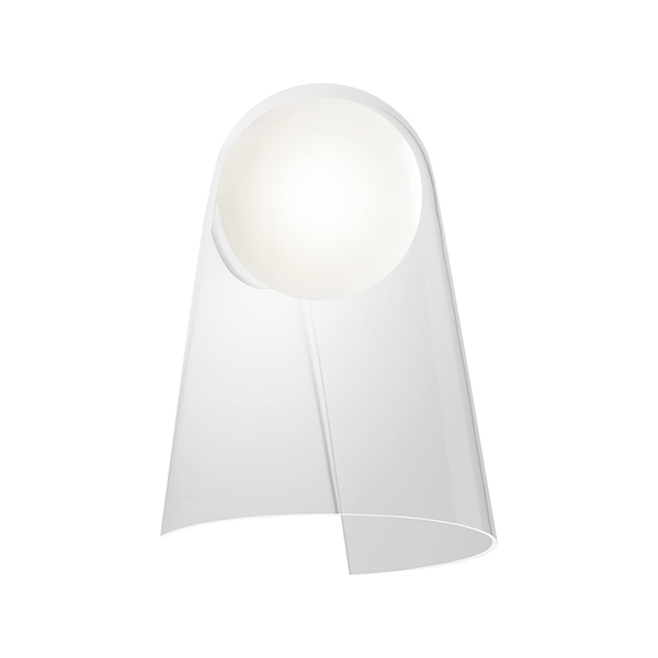 Foscarini Satellight Vegglampe Hvit