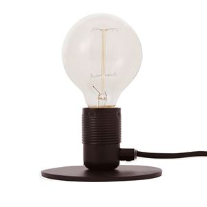 FRAMA E27 Bordlampe Sort