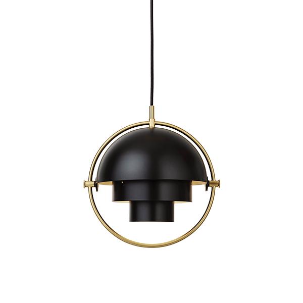 GUBI Multi Lite Taklampe Liten Messing Online hos AndLight