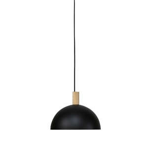 Handvärk Studio Taklampe Ø34 Sort & Messing
