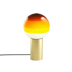 Marset Dipping Light Bordlampe Amber Medium
