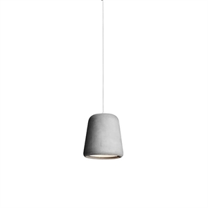 NEW WORKS Material Taklampe Concrete Light Grey