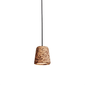 NEW WORKS Material Taklampe Mixed Cork