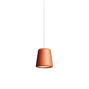 NEW WORKS Material Taklampe Terracotta