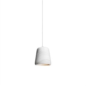 NEW WORKS Material Taklampe Light Marble
