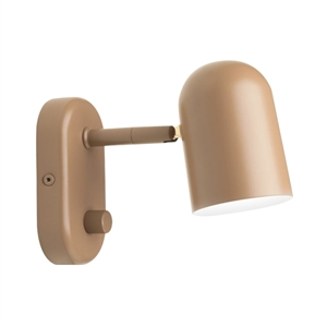 Northern Buddy Vegglampe Varm Beige