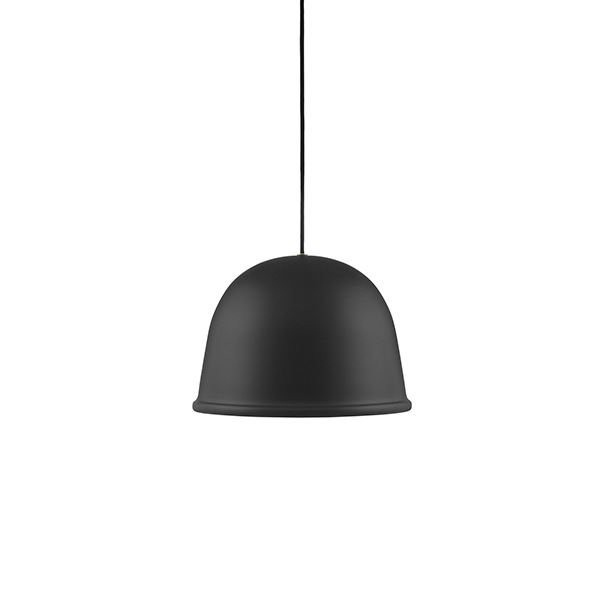 Normann Copenhagen Local Taklampe Sort