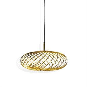 Tom Dixon Spring Liten Taklampe Messing