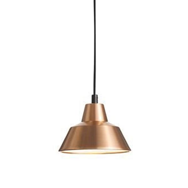 Made By Hand Verkstedslampe Taklampe KobberHvit W1