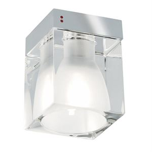 Fabbian Ice Cube Downlight Taklampe