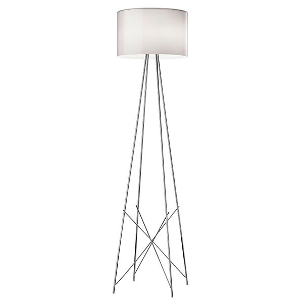 Flos Ray F2 Gulvlampe Glass