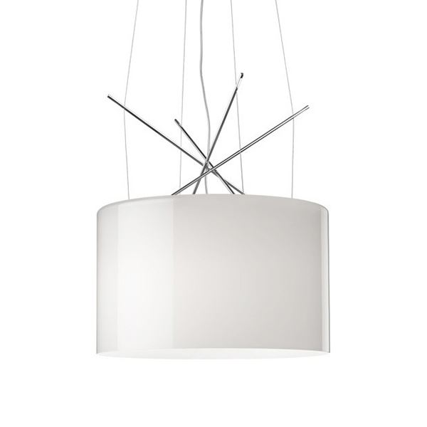 Flos Ray S Taklampe Glass