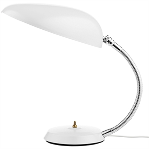 GUBI Grossman Collection Cobra Bordlampe Hvit