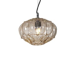 Karman Ginger 1 Taklampe Transparent Gul