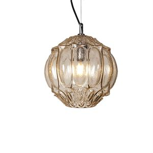 Karman Ginger 2 Taklampe Transparent Gul