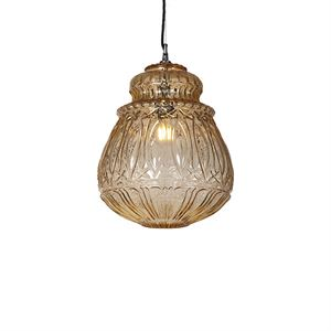 Karman Ginger 3 Taklampe Transparent Gul