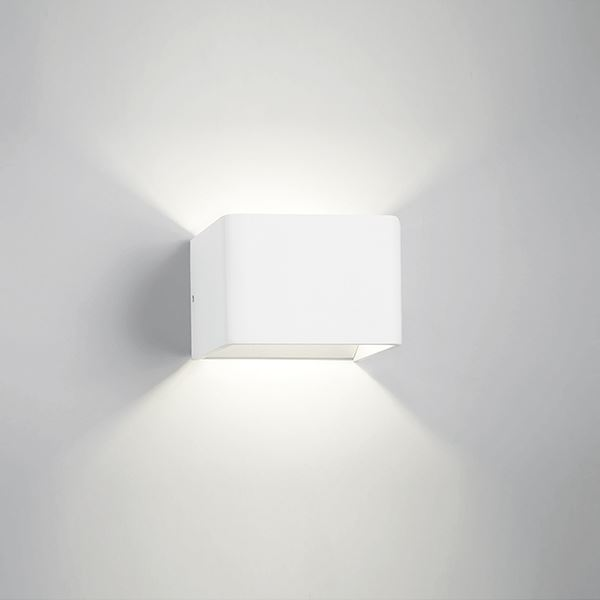 Mood 1 LED Vegglampe Hvit LIGHT POINT