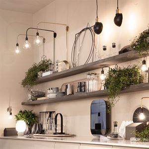 Menu TriBeCa Duane Pendant Lamp by Søren Rose Studio | Steel