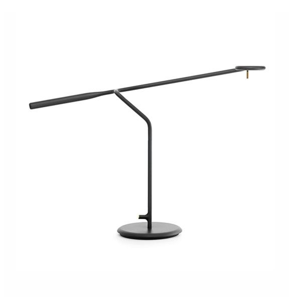 Normann Copenhagen Flow Bordlampe Sort