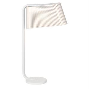 Secto Owalo 7020 Bordlampe Hvit