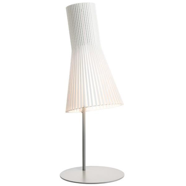 Secto 4220 Bordlampe Hvit