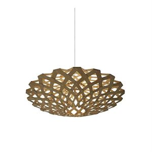 David Trubridge Flax Natural Taklampe