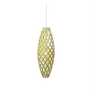 David Trubridge Hinaki Lime Taklampe