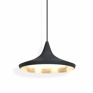 Tom Dixon Beat Taklampe Wide Sort
