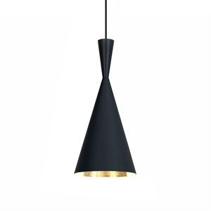 Tom Dixon Beat Taklampe Tall Sort