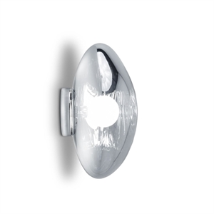 Tom Dixon Melt Surface Lampe Krom