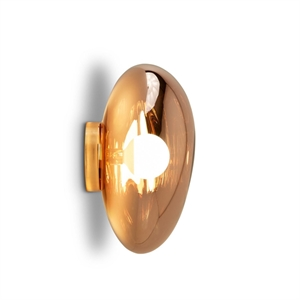 Tom Dixon Melt Surface Lampe Kobber